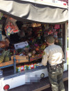 Health Inspectors, Deputies Confiscate 10 Illegal Food Carts