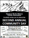 June 7: Annual Community Day at Vasquez Rocks