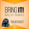 Real Life Church Collecting Backpacks for Families in Need
