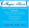 Aug. 2: Casino Night for Saugus High Cheer Squad