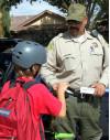 Kids: Wear Your Helmet, Get an Ice Cream