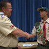 Local Boy Scout Receives National Medal of Merit