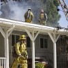 House Fire Displaces Family of 4 in Saugus