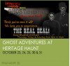SCV Arts & Events: Ghost Adventures, more