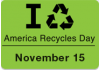 Nov. 12: Get Ready for America Recycles Day with Collection Event at COC