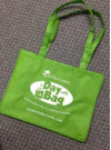 Dec. 19: Free Green Shopping Bag Giveaway at Mall, Libraries