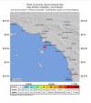 3.1 Quake Shakes Castaic; Follows 3.9 Temblor Off Long Beach