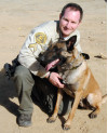 Sheriff Adds 3 Trailing, Bomb Dogs to Arsenal