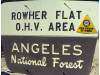 Forest Service Prepares Framework for Enhancing Rowher, Drinkwater Flats OHV Area