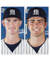 Mustang Baseball Duo Bags Weekly GSAC Honors