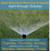 Santa Clarita Valley To Resume 3-Day Watering Schedule