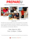 March 6: Red Cross Shares Disaster Prep Tips Over Lunch