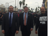 Wilk Marches for Justice for Armenian Genocide Centennial