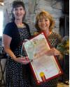 Zonta Salutes 13 Outstanding Women; Ingram Receives Top Honor