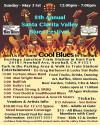 SCV Entertainment Beat: Blues Festival, Snareheads, more