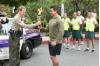 Memorial Torch Relay Run Memorializes Fallen Officers