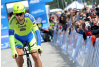 Sagan Leads Amgen Race After Time Trials in Valencia