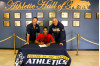 COC Quarterback Signs Letter of Intent with Houston Baptist University