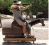 May 13: Carousel Ranch's 'How the West Was Won' Trap Shoot