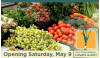 Farmer's Market Returns to Old Town Newhall Saturday