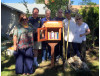 Rotarians Install 'Little Free Libraries' Around Town