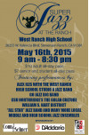 May 16: Jazz Band Competition at West Ranch High