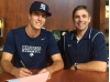 Saugus Closer Winslow Signs With Masters College