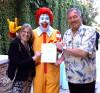 Ronald McDonald House $upports Child & Family Center