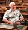 Wilk Honors SCV's Lubensky as Veteran of Year