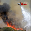 Calgrove Fire: 398 Acres, 60% Containment