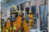 18 Storage Units Up in Flames on Sierra Highway