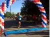 Runners Put Their Best Foot Forward