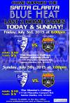 SCV Blue Heat Soccer This Weekend