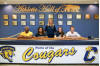 Four Cougar Runners Commit To University