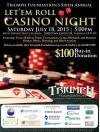 July 18: Triumph's Casino Night Goes On Despite Blaze