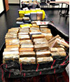 Customs Officials Seize $8 Mil. in Cocaine at Long Beach
