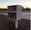 Teen Told to Remove Pop-Up Libraries from Public Property