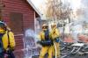 Firefighters Battling 300-acre Blaze