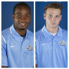 TMC Soccer Mahoa and Cunningham GSAC Players of the Week