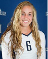 Bekendam Named GSAC Volleyball Setter of the Week
