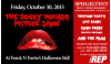 REP to Host 'Rocky Horror' Viewing, Costume Contest at Brewhouse