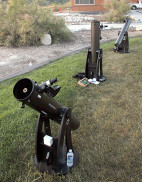 Nov. 15: Rescheduled Star Party at COC Canyon Country