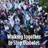 Nov. 4: 'Step Out Walk to Stop Diabetes' at Six Flags Magic Mountain