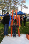 Spooktacular Robots Come Alive at Town Center