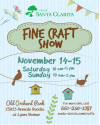 Fine Craft Show Coming to Old Orchard Park