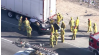 Man Killed In I-5 Crash Near 14 Freeway Early Wednesday ID'd