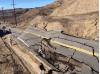 Pavement Goes Vertical on Vasquez Canyon Road After Landslide (Video)