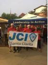 Santa Clarita Nonprofits, Santa Claus Give Gifts to Children in Need
