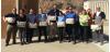 Valencia Water Company Donates Turkeys to Samuel Dixon Family Health Center