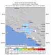 Small Earthquake Occurs Six Miles Away From Santa Clarita Valley Early Thursday